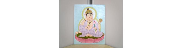 仏画 如意輪観音